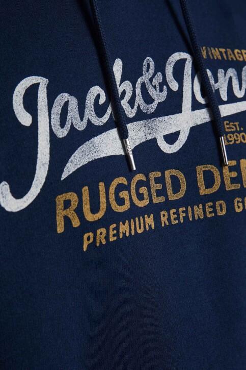 PREMIUM BLUE by JACK & JONES Sweaters met kap blauw 12191690_NAVY BLAZER img7