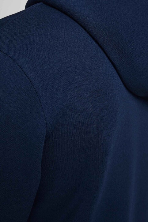 PREMIUM BLUE by JACK & JONES Sweaters met kap blauw 12191690_NAVY BLAZER img8