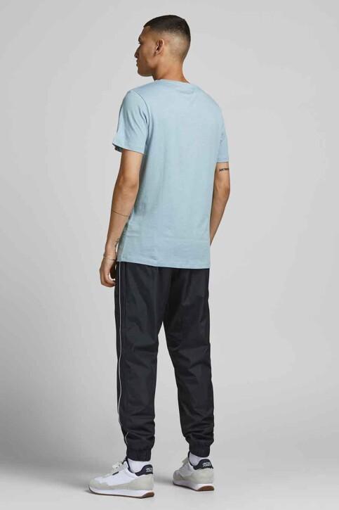 CORE BY JACK & JONES T-shirts (korte mouwen) blauw 12191974_DUSTY BLUE SLIM img2