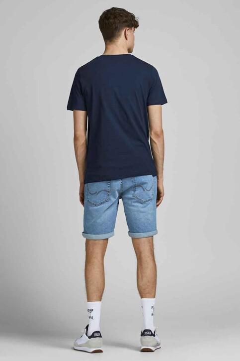 CORE BY JACK & JONES T-shirts (korte mouwen) blauw 12191974_NAVY BLAZER SLI img2