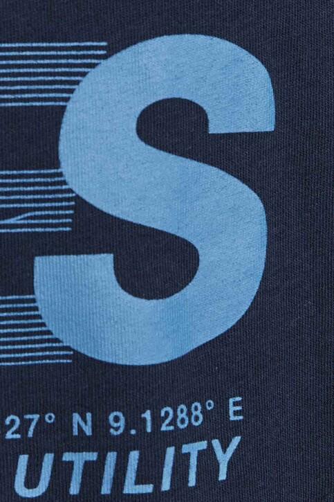 CORE BY JACK & JONES T-shirts (korte mouwen) blauw 12191974_NAVY BLAZER SLI img3