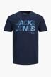 CORE BY JACK & JONES T-shirts (korte mouwen) blauw 12191974_NAVY BLAZER SLI img7