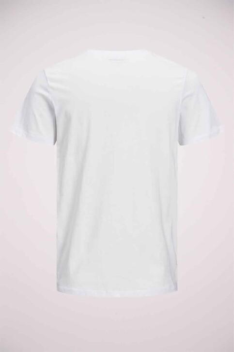 ORIGINALS BY JACK & JONES T-shirts (korte mouwen) wit 12192586_WHITE img8