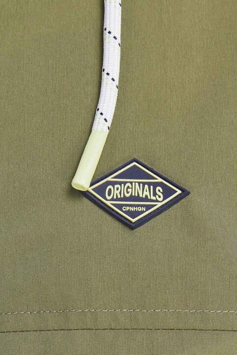 ORIGINALS BY JACK & JONES Vestes courtes KAHKI 12192673_MARTINI OLIVE img6