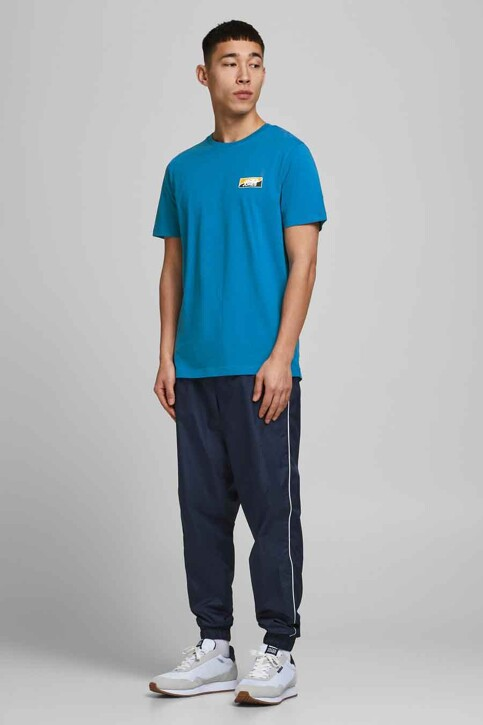 CORE BY JACK & JONES T-shirts (korte mouwen) blauw 12193441_DEEP WATER SLIM img5