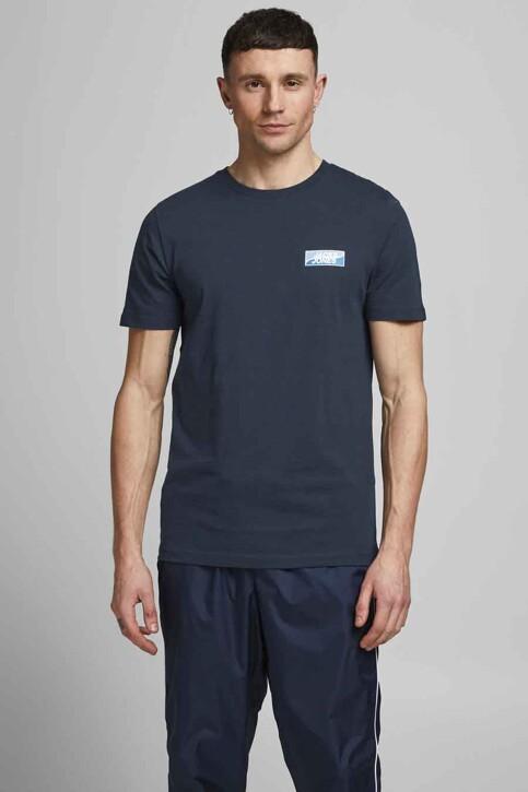 CORE BY JACK & JONES T-shirts (korte mouwen) blauw 12193441_NAVY BLAZER SLI img1