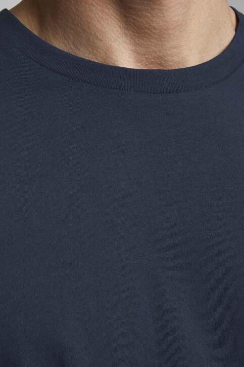 CORE BY JACK & JONES T-shirts (korte mouwen) blauw 12193441_NAVY BLAZER SLI img3
