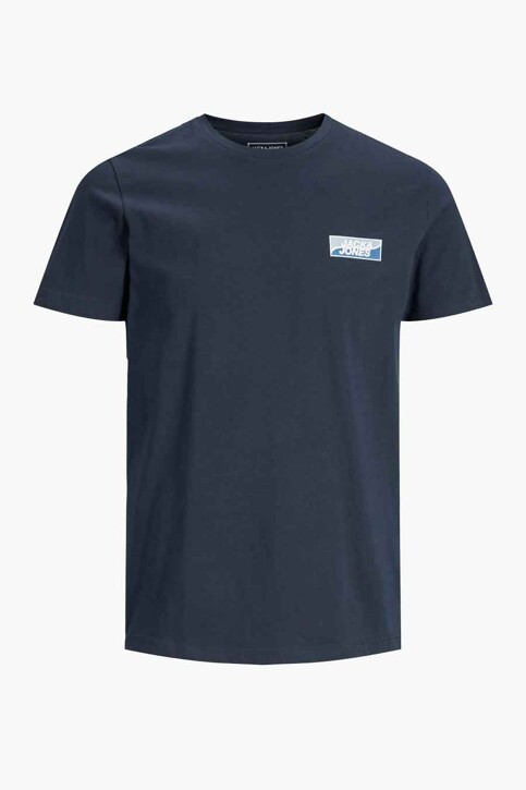 CORE BY JACK & JONES T-shirts (korte mouwen) blauw 12193441_NAVY BLAZER SLI img7