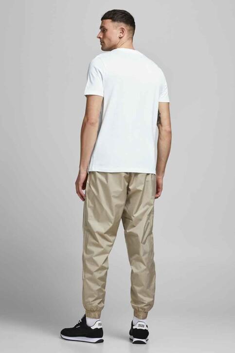 CORE BY JACK & JONES T-shirts (korte mouwen) wit 12193441_WHITE SLIM img2