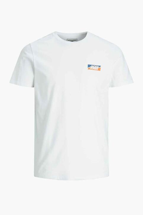 CORE BY JACK & JONES T-shirts (korte mouwen) wit 12193441_WHITE SLIM img7