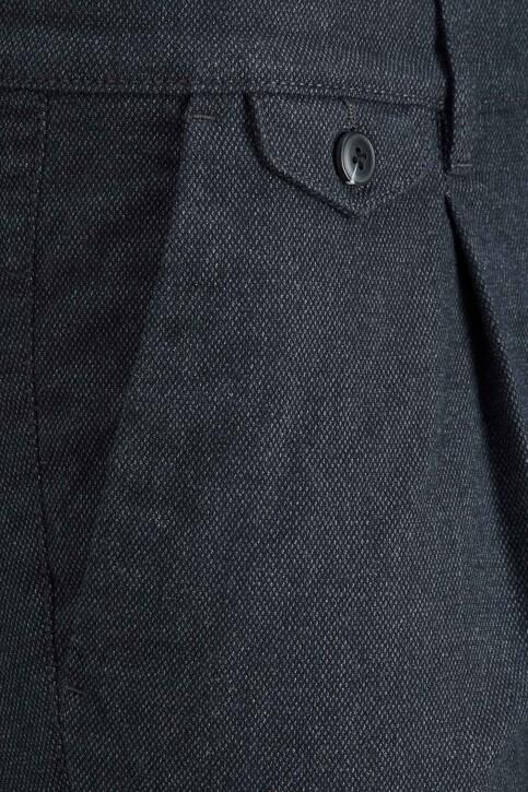 JACK & JONES JEANS INTELLIGENCE Kostuumbroeken blauw 12194141_NAVY BLAZER img4