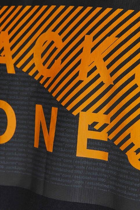 CORE BY JACK & JONES Sweaters met kap zwart 12195903_BLACK img5