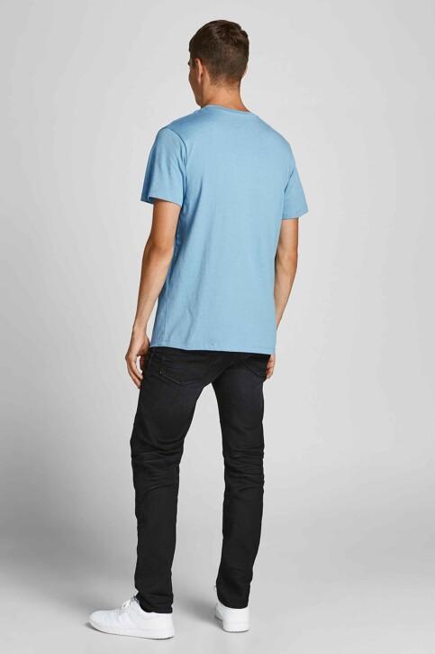 CORE BY JACK & JONES T-shirts (korte mouwen) blauw 12197443_BLUE HEAVEN img2