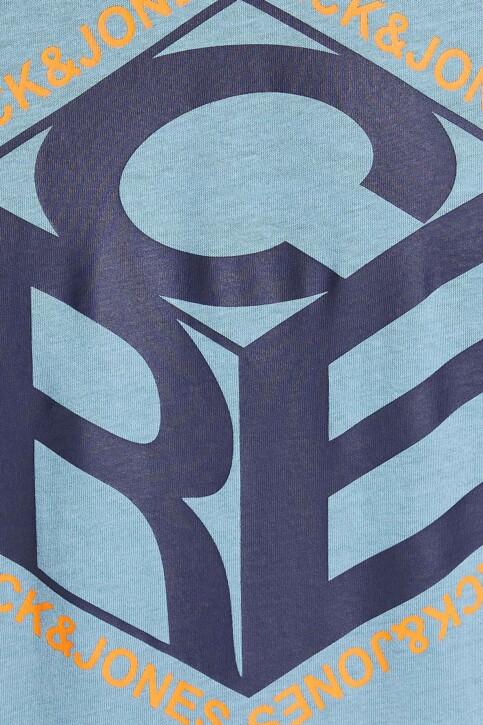 CORE BY JACK & JONES T-shirts (korte mouwen) blauw 12197443_BLUE HEAVEN img3