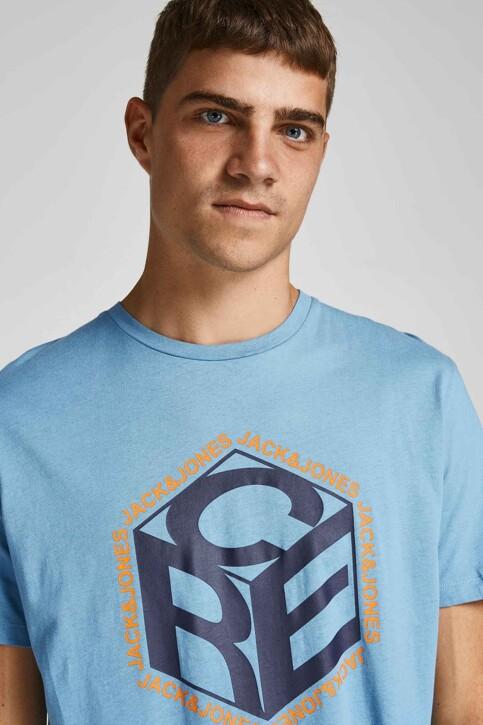 CORE BY JACK & JONES T-shirts (korte mouwen) blauw 12197443_BLUE HEAVEN img5