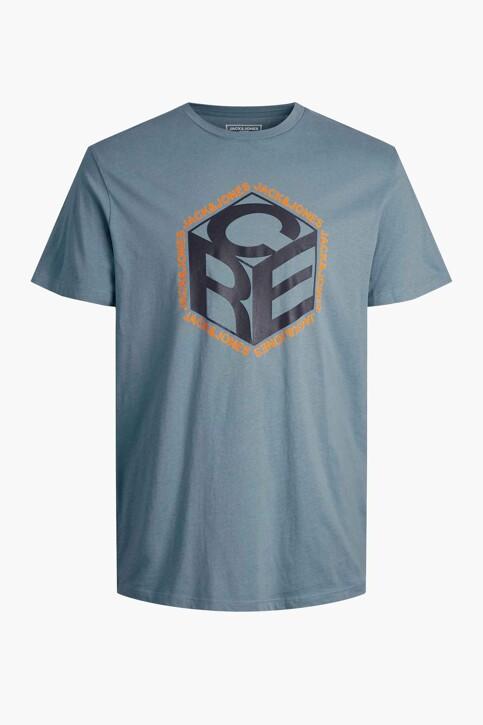 CORE BY JACK & JONES T-shirts (korte mouwen) blauw 12197443_BLUE HEAVEN img7