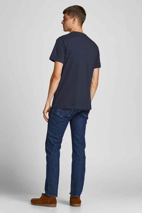 CORE BY JACK & JONES T-shirts (korte mouwen) blauw 12197443_NAVY BLAZER img2