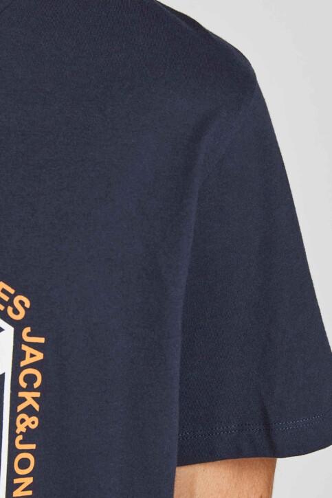 CORE BY JACK & JONES T-shirts (korte mouwen) blauw 12197443_NAVY BLAZER img4