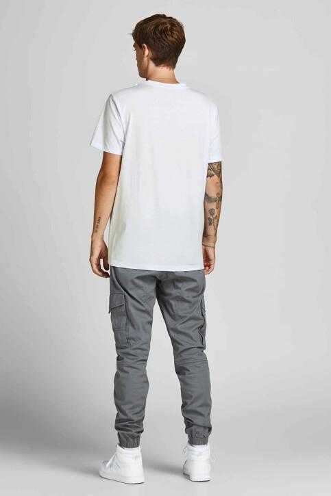 CORE BY JACK & JONES T-shirts (korte mouwen) wit 12197443_WHITE img2