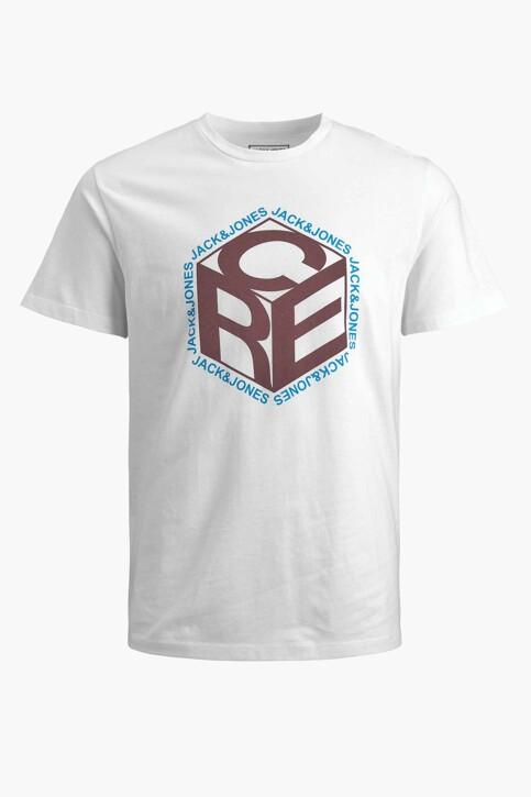 CORE BY JACK & JONES T-shirts (korte mouwen) wit 12197443_WHITE img7