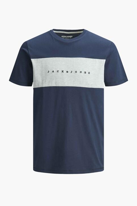 ORIGINALS BY JACK & JONES T-shirts (korte mouwen) blauw 12198260_NAVY BLAZER STA img7