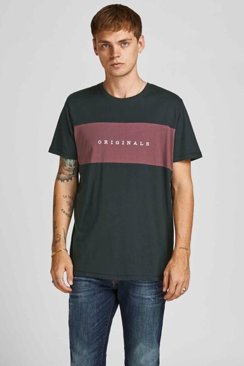 ORIGINALS BY JACK & JONES T-shirts (korte mouwen) zwart 12198260_TAP SHOE STANDA img1