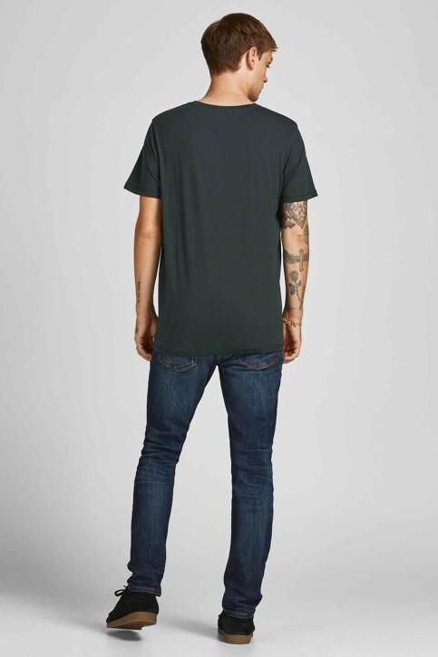 ORIGINALS BY JACK & JONES T-shirts (korte mouwen) zwart 12198260_TAP SHOE STANDA img2