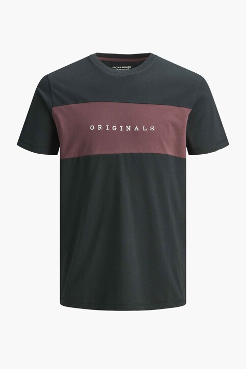 ORIGINALS BY JACK & JONES T-shirts (korte mouwen) zwart 12198260_TAP SHOE STANDA img7