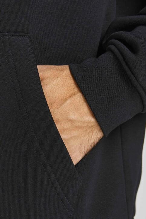 ORIGINALS BY JACK & JONES Sweaters met kap zwart 12204800_BLACK LOOSE img4