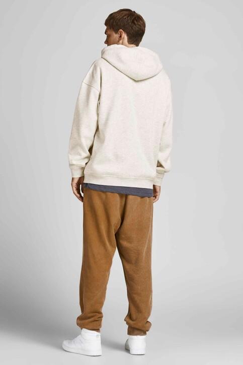 ORIGINALS BY JACK & JONES Sweaters met kap 12204800_WHITE MELANGE L img2