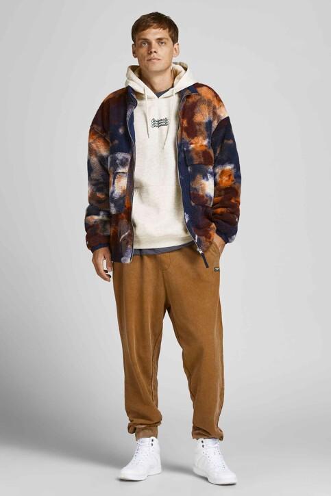 ORIGINALS BY JACK & JONES Sweaters met kap 12204800_WHITE MELANGE L img6