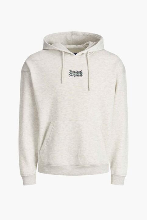 ORIGINALS BY JACK & JONES Sweaters met kap 12204800_WHITE MELANGE L img7
