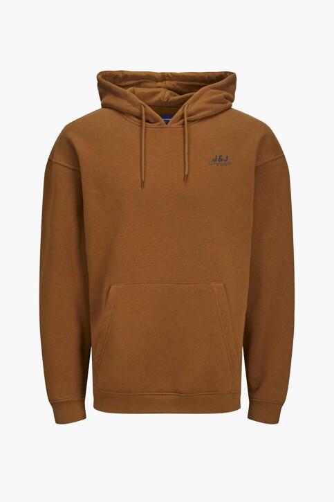 ORIGINALS BY JACK & JONES Sweaters met kap bruin 12204806_RUBBER LOOSE img1