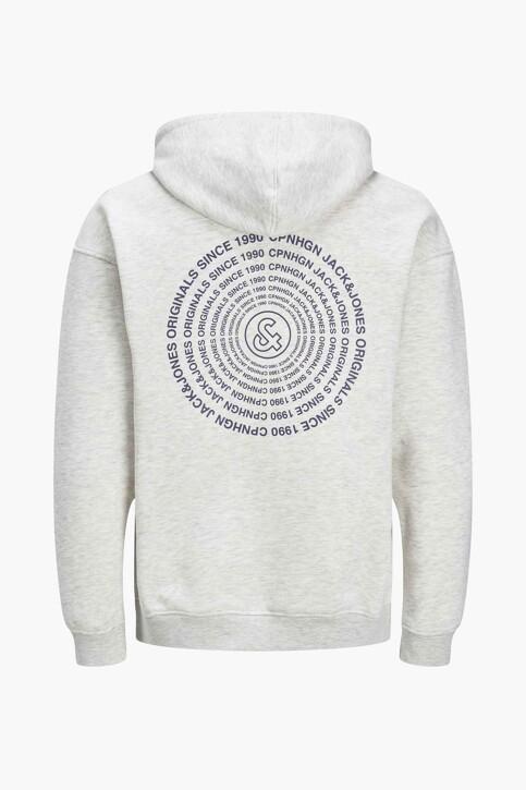 ORIGINALS BY JACK & JONES Sweaters met kap 12204806_WHITE MELANGE L img4
