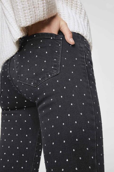 Mango Jeans skinny zwart 13065672_MNG_17_BLACK img2