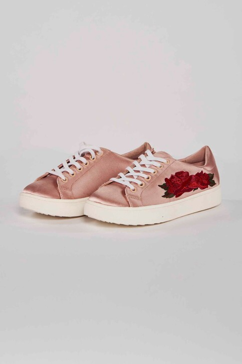 Mango Sneakers roze 13093025_MNG_17_LT-PASTEL PINK img1
