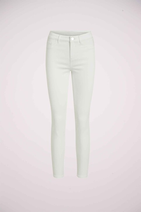 VILA® Jeans skinny wit 14032799_OPTICAL SNOW img8
