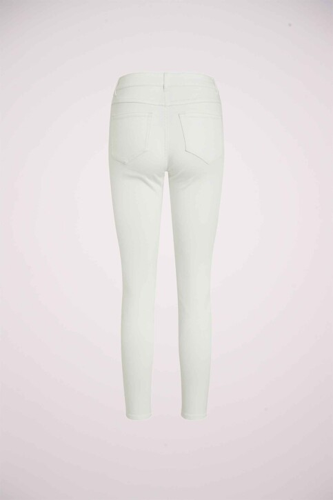VILA® Jeans skinny wit 14032799_OPTICAL SNOW img9