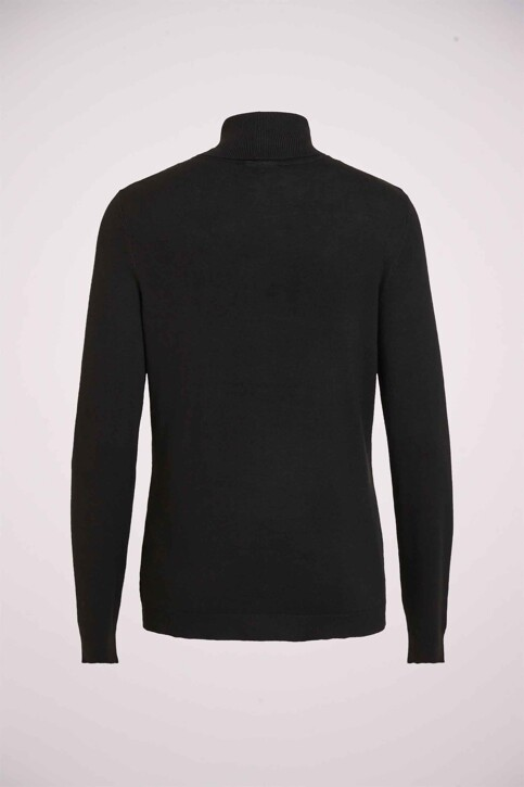 VILA® Truien met ronde hals zwart 14053551_BLACK img7