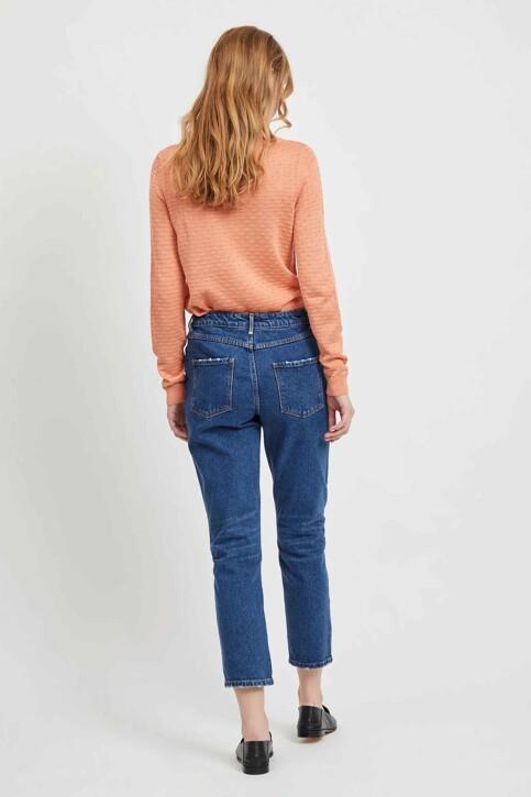 VILA® Jeans 7/8 blauw 14054347_MEDIUM BL DENIM img3