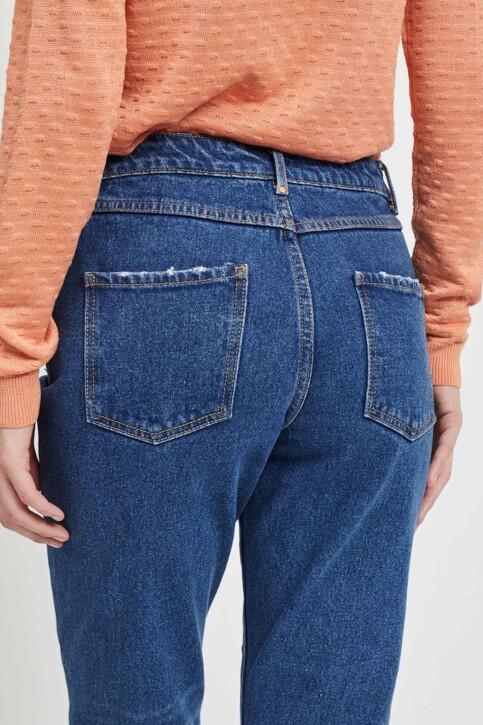 VILA® Jeans 7/8 blauw 14054347_MEDIUM BL DENIM img5