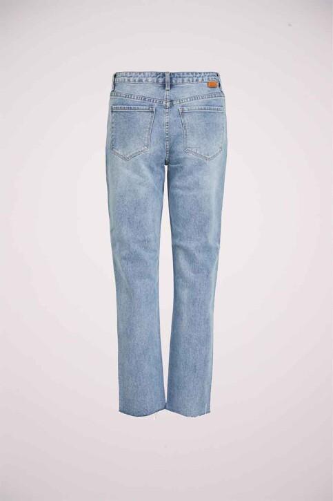 VILA® Mom Jeans denim 14063713_LIGHT BLUE DENI img7