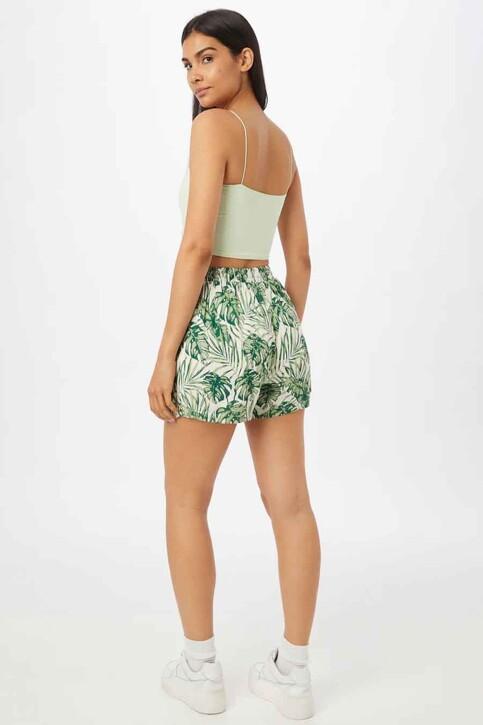 VILA® Shorts blanc 14064788_CLOUD DANCER W img3