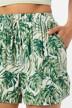 VILA® Shorts blanc 14064788_CLOUD DANCER W img4
