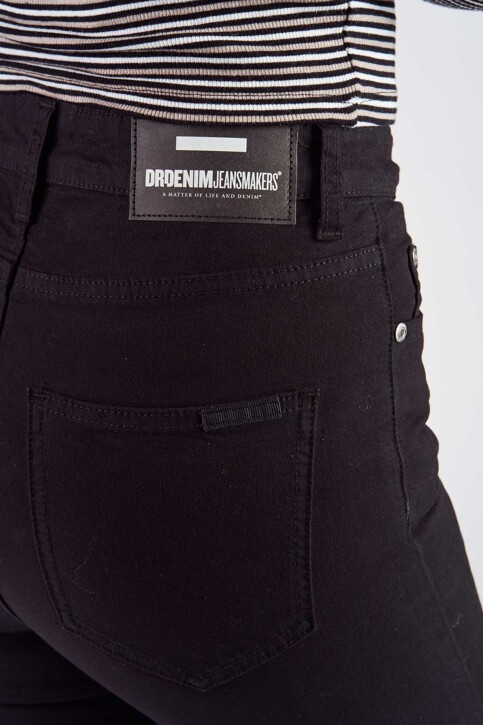 DR.DENIM® Jeans skinny zwart 1410104101_BLACK img4