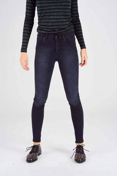 DR.DENIM® Jeans legging denim 1510111E04_PITCH DARK BLUE img1