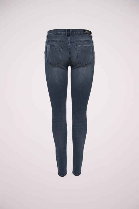 ONLY® Jeans skinny 15145320_BLUE CANDIANI img6