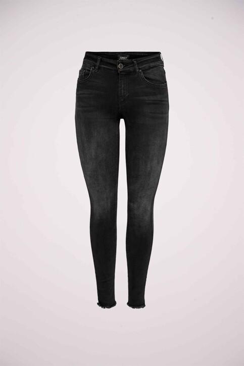 ONLY® Jeans skinny noir 15157997_BLACK DENIM img7