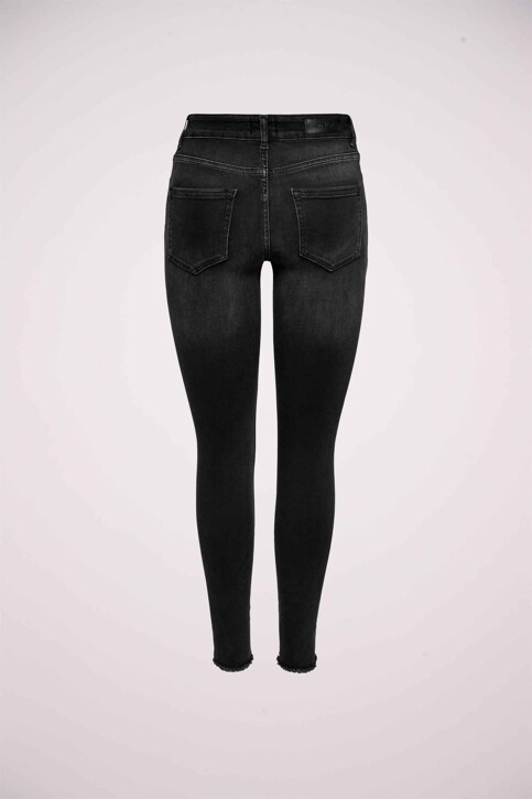 ONLY® Jeans skinny noir 15157997_BLACK DENIM img8
