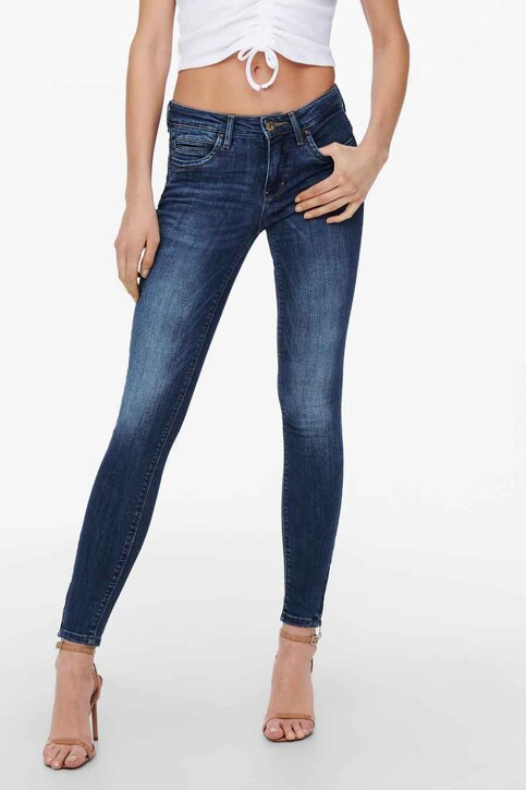 ONLY® Jeans skinny denim 15158979_MEDIUM BLUE DEN img2